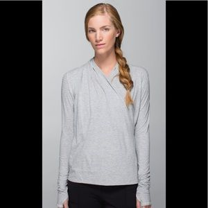 Lululemon Radiant Long Sleeve size 6